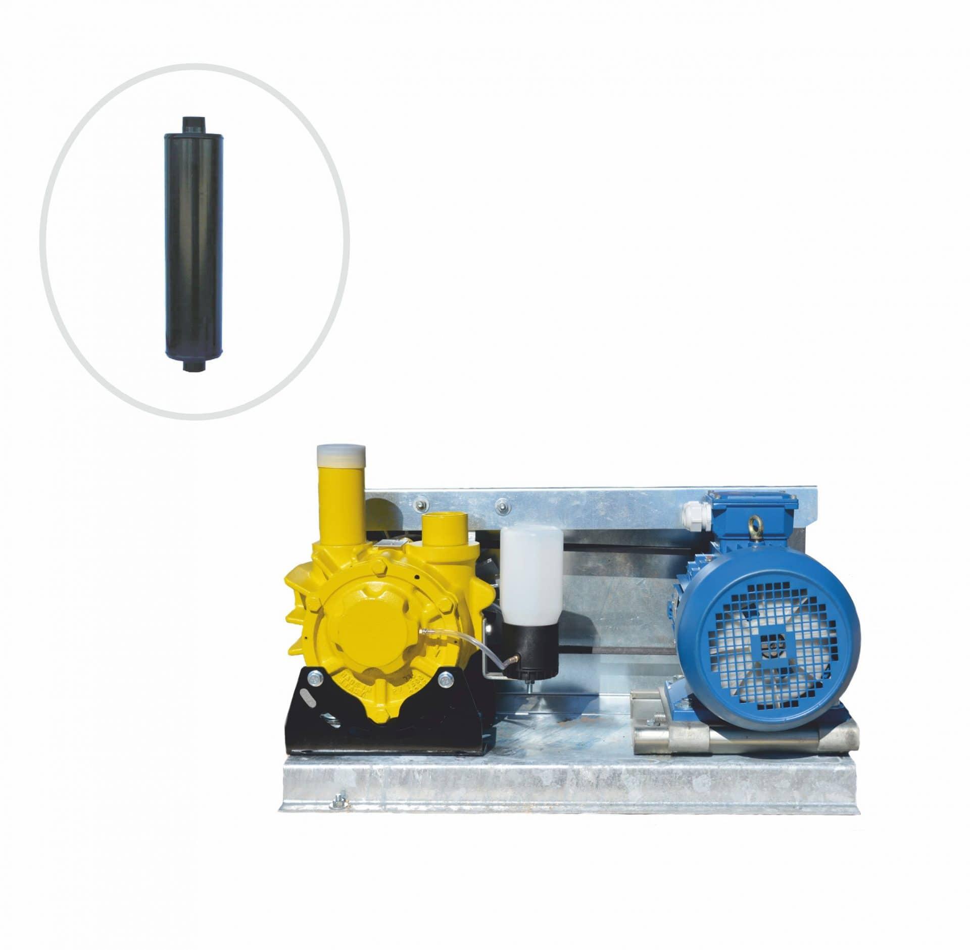 Vacuum Pump Group 3 Agromasters