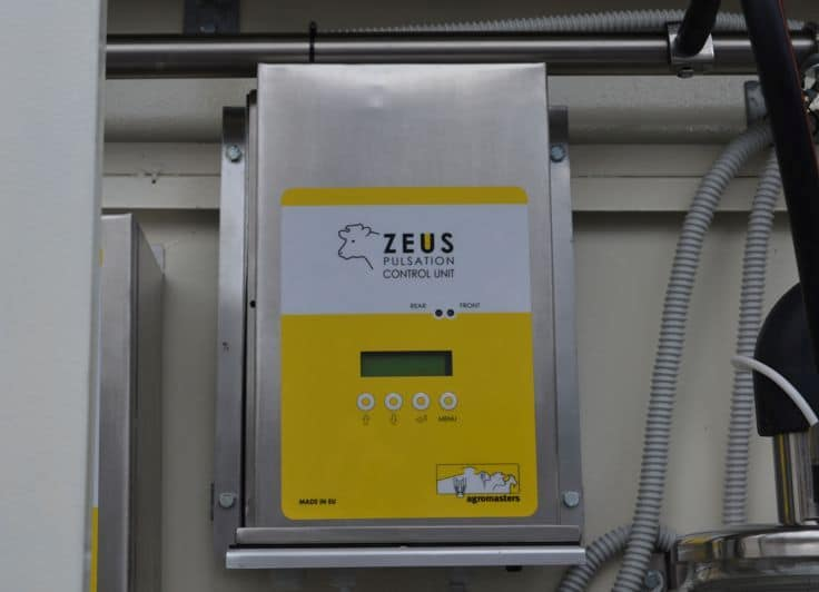 Rapid Exit Milking Systems Agromasters